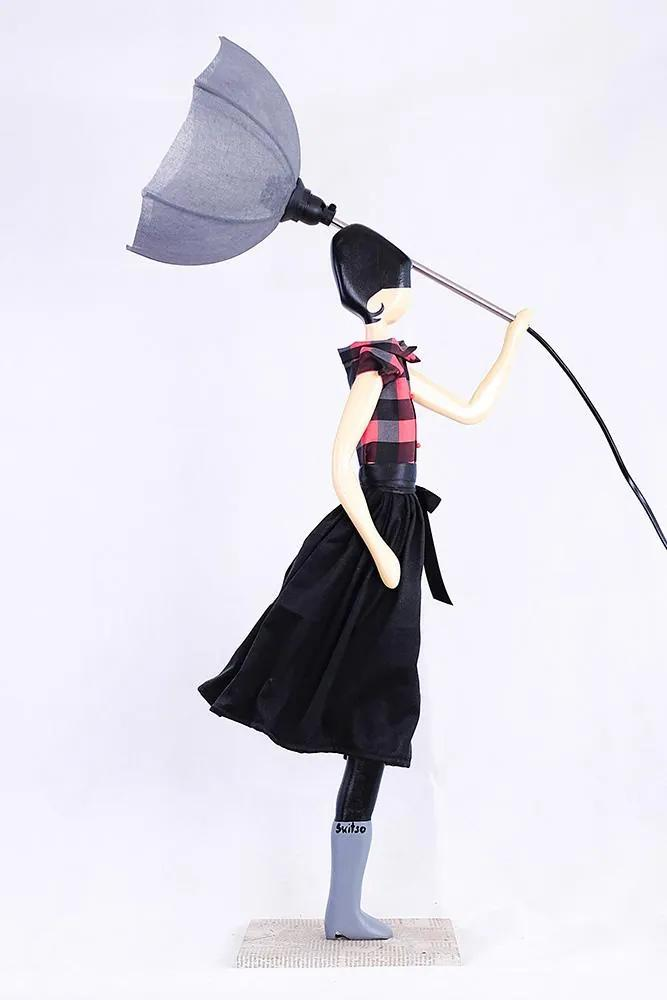 Skitso Girls Polly Lampa - 85 cm