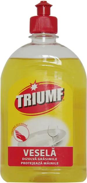 Detergent lichid vase Triumf 500 ml