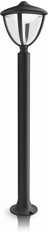 Philips 15473/30/16 - LED Stalp exterior cu prize ROBIN 1xLED/4,5W/230V
