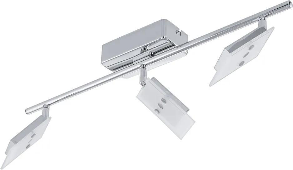 Eglo 94164 - Lampa spot ERVAS 3xLED/3,3W/230V