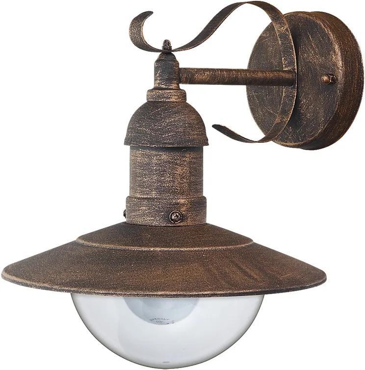 Rabalux - Corp de iluminat perete exterior 1xE27/60W/230V