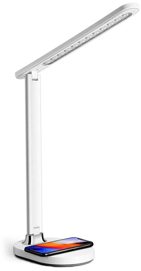LED Lampă de masă LED/18W/230V cu încărcare wireless