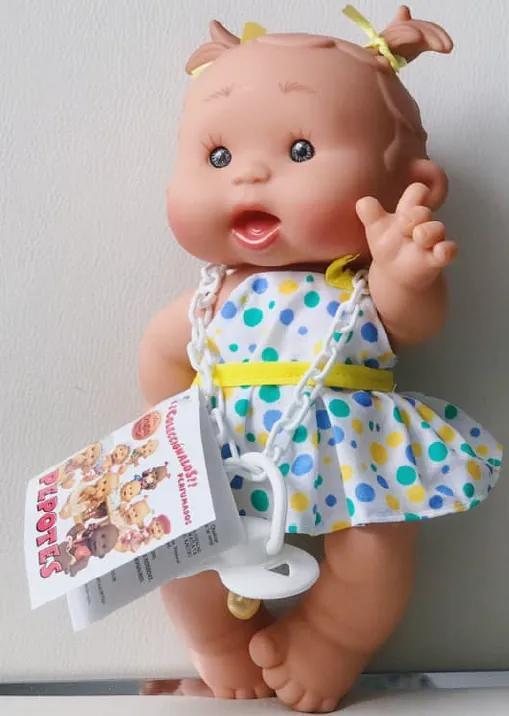 Bebelus vanilat Patty 21 cm Nines