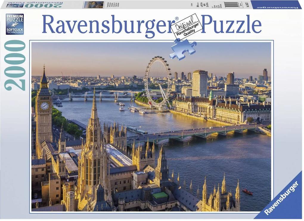 Puzzle Fun 14Ani+ Londra, 2000 piese