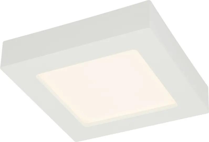 Globo SVENJA 41606-18 Plafoniere pentru baie alb aluminiu LED - 1 x 18W 1600lm 3000K IP44 A+
