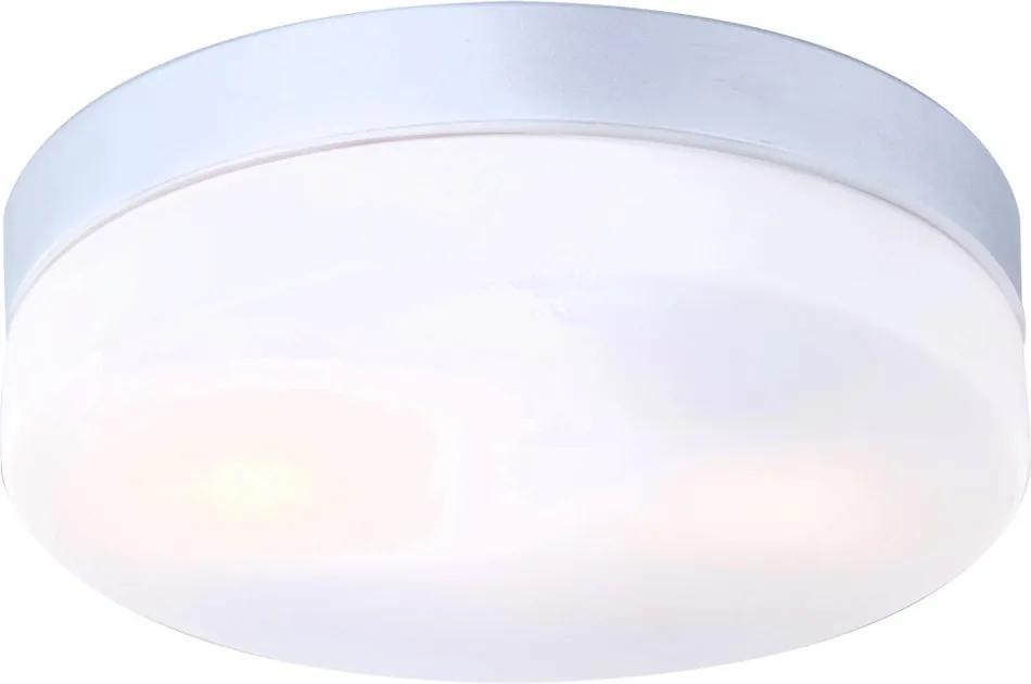 Globo VRANOS 32112 Plafoniere pentru baie aluminiu aluminiu 2 x E27 max. 40w IP44