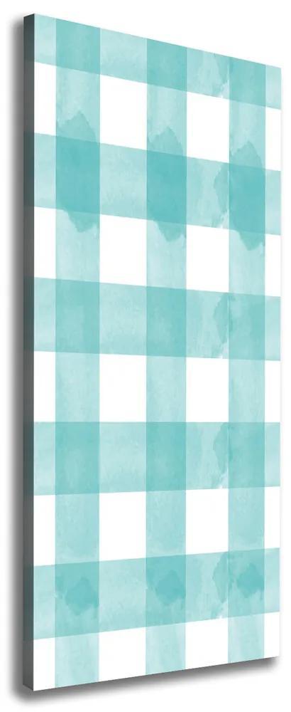 Print pe pânză Grila albastru