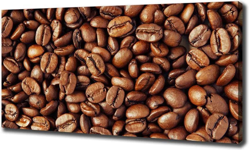 Tablou pe pânză canvas Boabe de cafea
