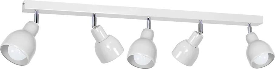 Lustra Plafon PIK WHITE Milagro Modern, E27, Alb, MLP9683, Polonia