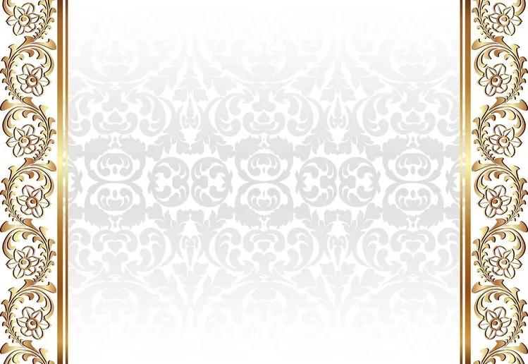 Heraldic Mirror Fototapet, (206 x 275 cm)