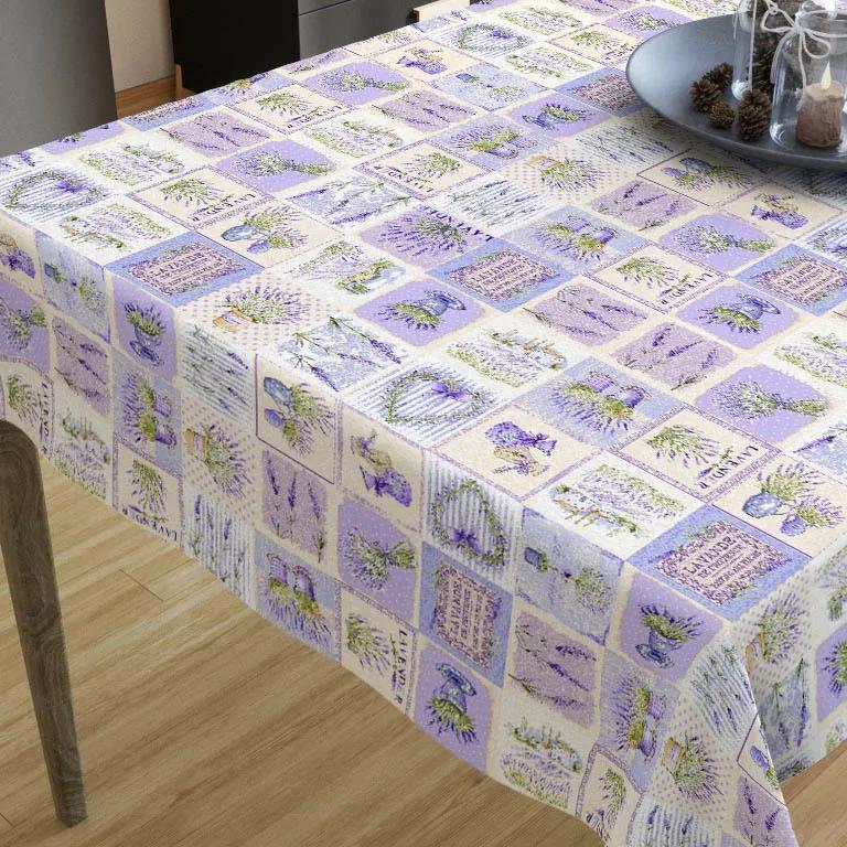 Goldea față de masă decorativă loneta - model 164 35 x 45 cm