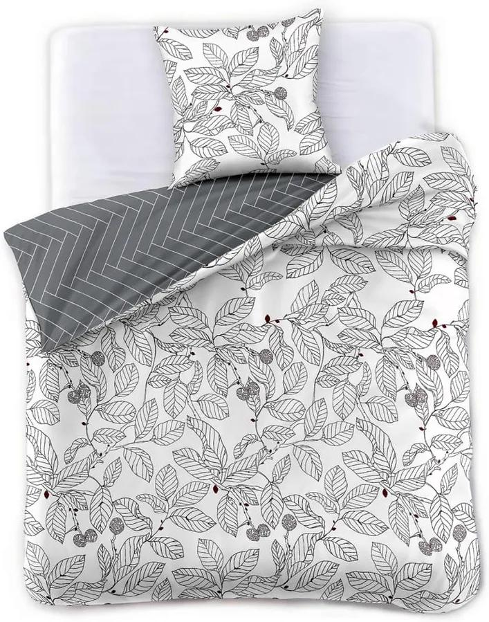 Lenjerie de pat din bumbac satinat DecoKing Coloring, 135 x 200 cm