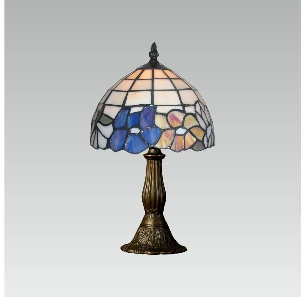 Prezent 107 - Lampa de masa TIFFANY 1xE14/40W/230V