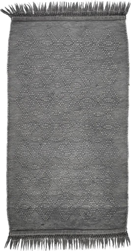 Covor Oriental & Clasic Vintage Wash, Antracit, 60x100 cm