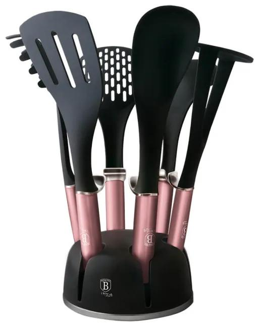 Set ustensile de bucatarie (7 piese) I-Rose Line Collection Berlinger Haus BH 6244