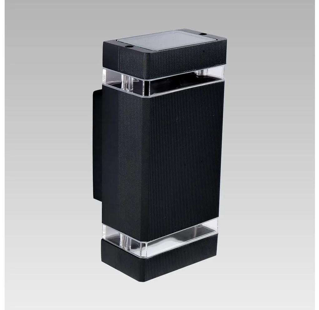 Prezent 28204 - Aplică perete exterior ZARAGOZA 2xE27/35W/230V IP44
