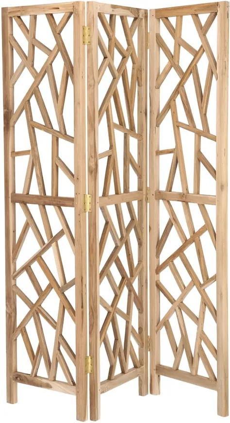 Paravan pliabil din lemn La Forma AUSTY