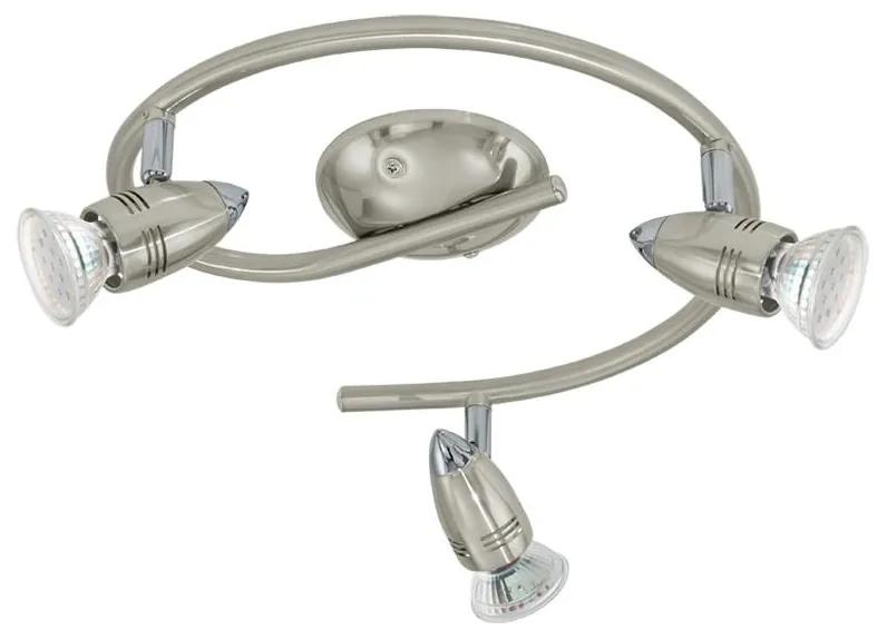 Eglo 92643 - LED Lampa spot MAGNUM 3xGU10-LED/3W/230V