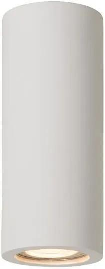 Lucide 35100/17/31 - Lampa de masa GIPSY 1xGU10/35W/230V alb