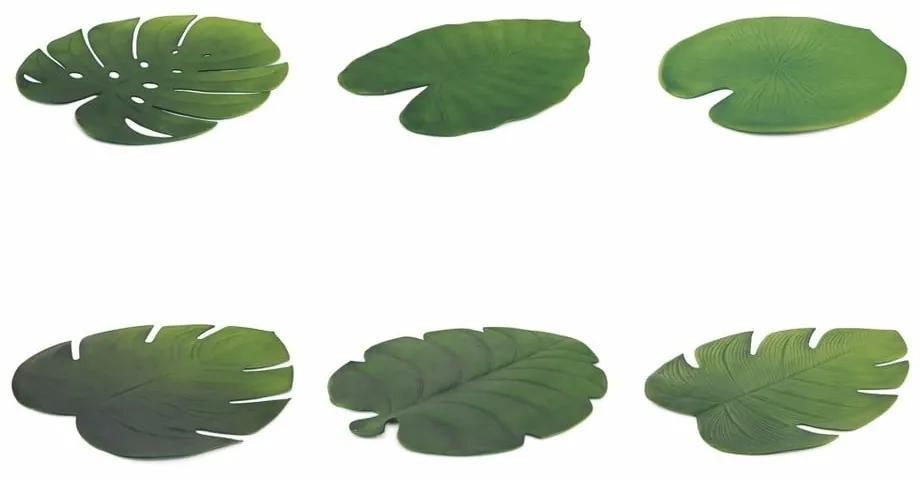 Set 6 suporturi pentru farfurii Villa d'Este Jungle