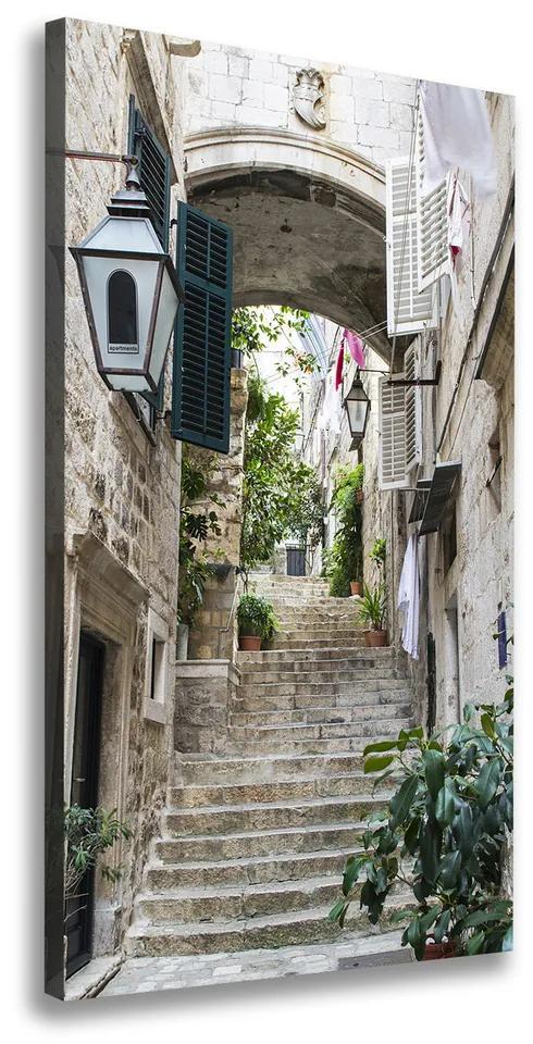 Print pe pânză Străzile din Dubrovnik