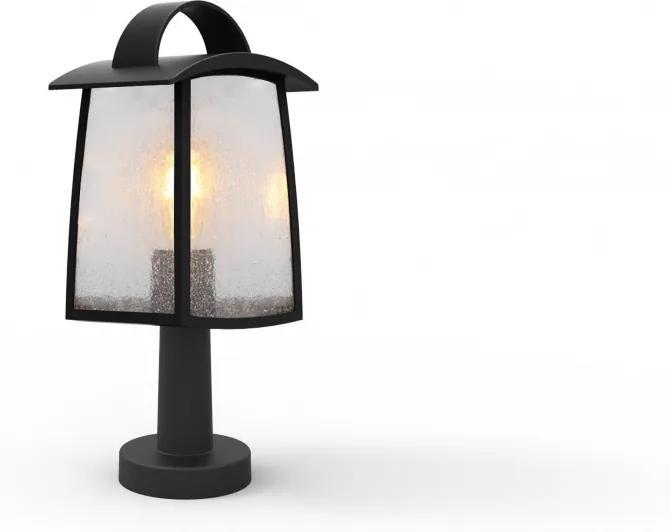 Lutec KELSEY 7273602012 Lampadare exterior negru
