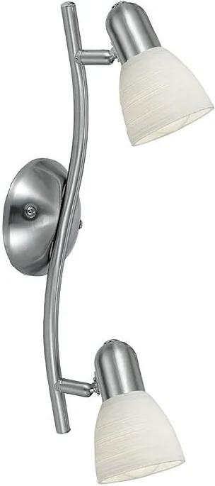 EGLO 88473 - Lampa spot DAKAR 1 2xE14/40W
