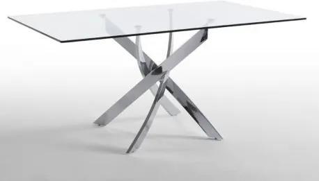 Masa eleganta design modern Veola, 140x95cm