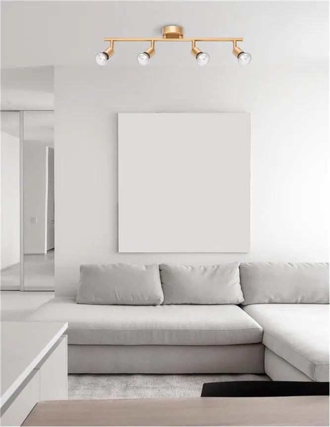 Lustra Spot LUP Nova Luce Modern, GU10, 960004, Grecia