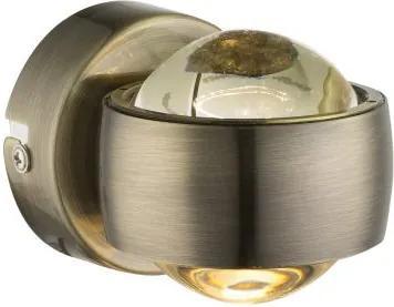 Aplica LED design minimalist Randi bronz