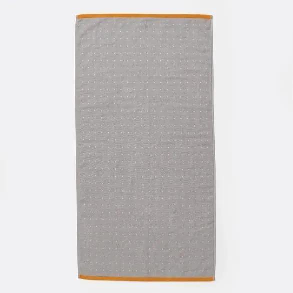 Prosop din Bumbac Gri SENTO L - Bumbac Gri latime(70 cm) x Inaltime(140 cm)