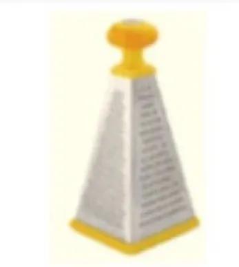 Razatoare Piramida Galbena 4Laturi Vanora Home 203 X 10 X 10 Cm