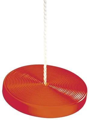 Leagan tip disc Happy People, plastic rosu