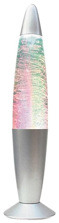 Veioză cu lavă Rabalux 4533 Millie, culori schimbătoare