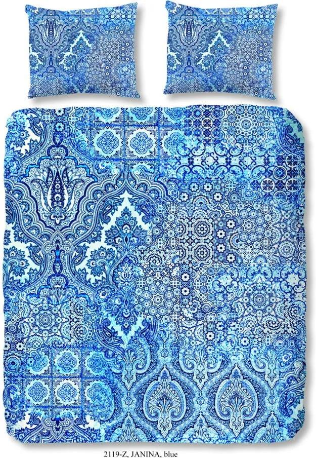Lenjerie de pat din bumbac satinat Muller Textiels Entrada, 200 x 240 cm