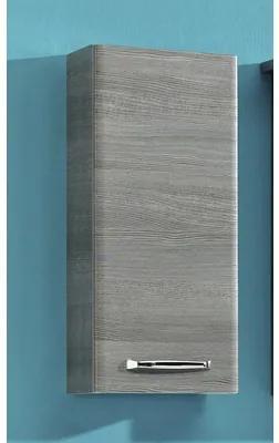 Dulap suspendat pelipal Alika 70x30 cm grafit
