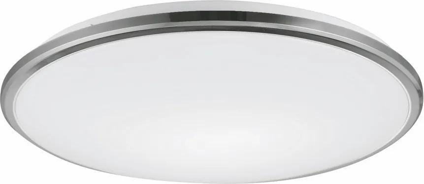Top Light Silver KS 6000 - Plafonieră baie LED LED/10W/230V