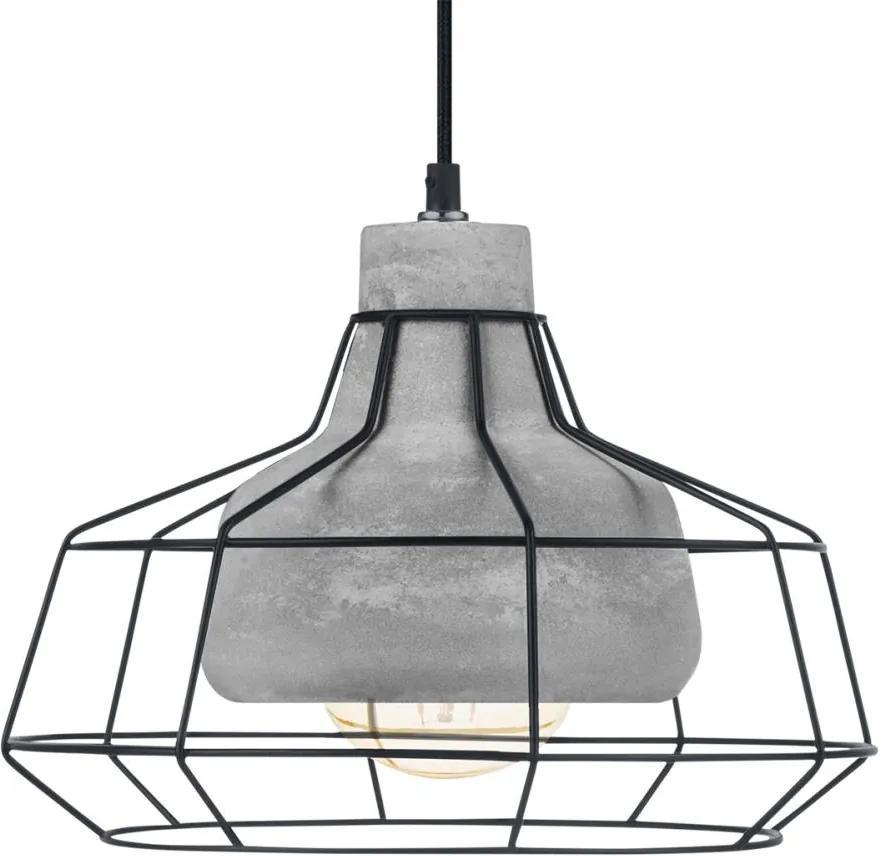 Eglo 49781 - Corp de iluminat pendul CONSETT 1xE27/60W