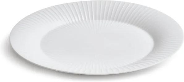 Farfurie Kähler Design Hammershoi, 34 cm, alb