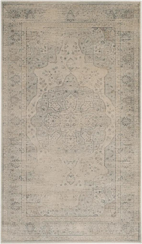Covor Oriental & Clasic Chloe, Albastru/Bej, 120x170