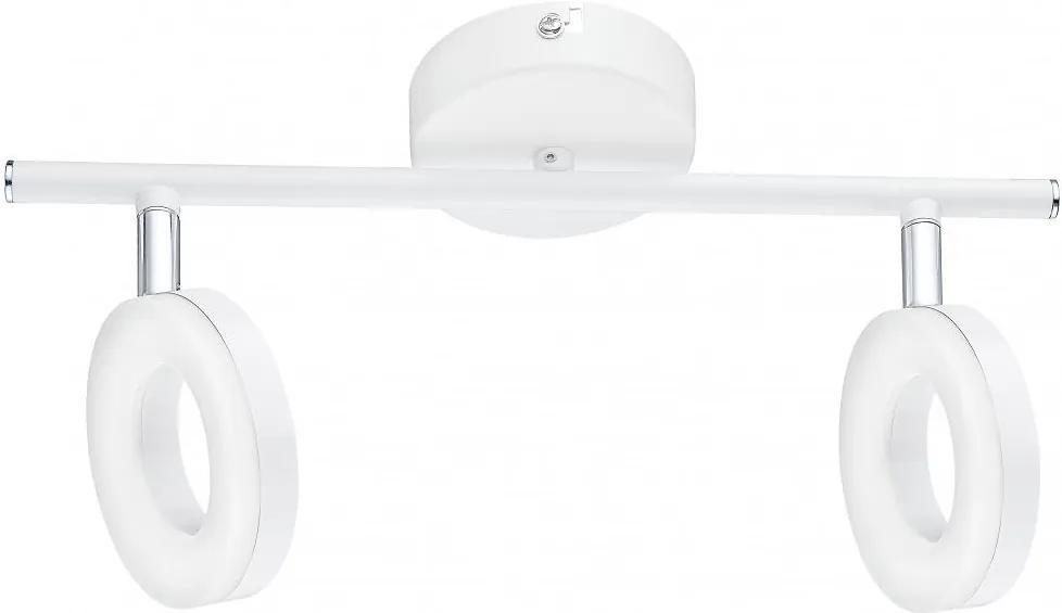 Eglo 75202 - LED Lampă spot ODERZO 2xLED/3,8W/230V