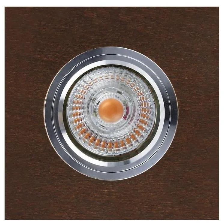 Spot-Light 2515176 - Lampă încastrată LED VITAR 1xGU10/5W/230V