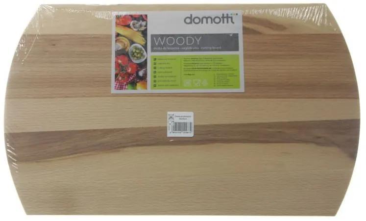 Bord Tocator 40x25 cm Woody