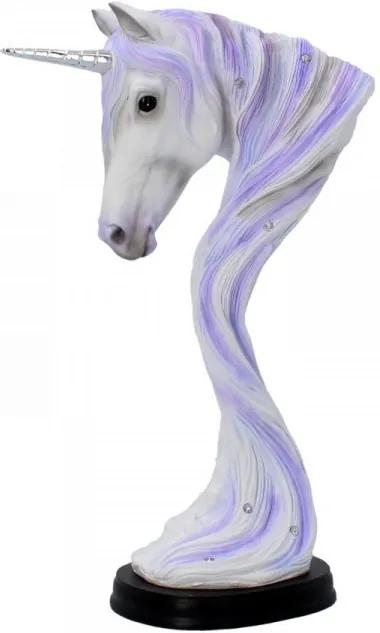 Statueta unicorn Jewelled Enchantment 29 cm