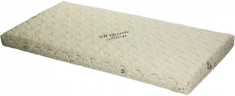 Saltea Sweet dreams cu husa din Bumbac organic 120x60x10 cm