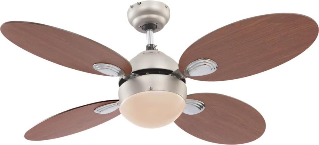 Lustra Ventilator Wade, 1 x E14 max 60W