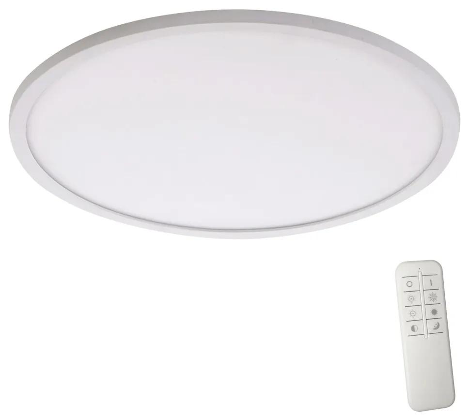 Prezent 17300 - Plafonieră LED cu telecomandă KRATON 1xLED/18W/230V