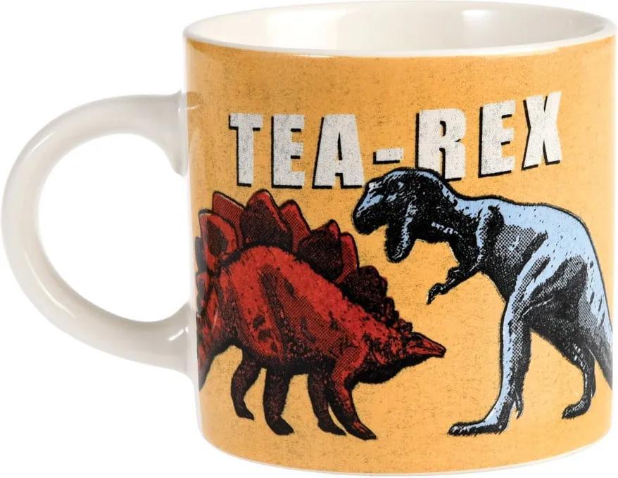 Cană din ceramică Rex London Tea Rex