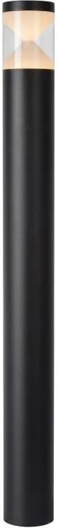 Lucide 14891/80/30 - LED Lampă exterior TEO LED 1xLED/7W/230V