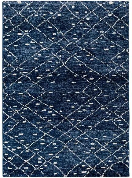 Covor Universal Indigo Azul, 160 x 230 cm, albastru